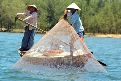 fishing mekong